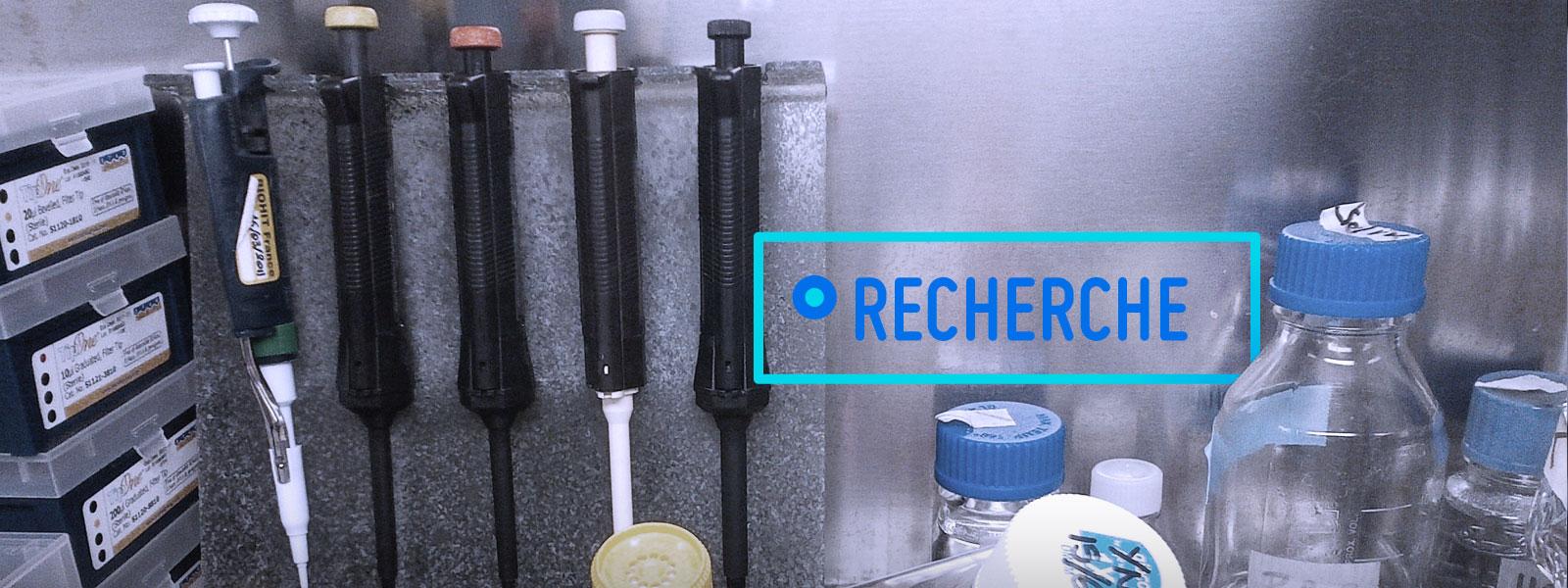 Urologie Foch - Recherche